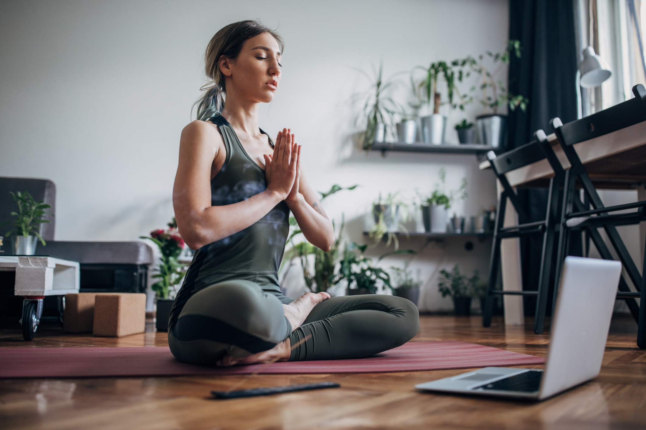 Online traject Start to Yoga