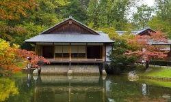 Bezoek de Japanse tuin