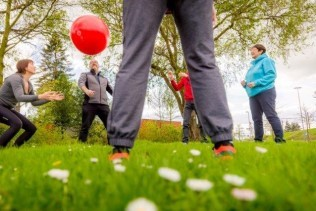 Small group training - Ledeberg
